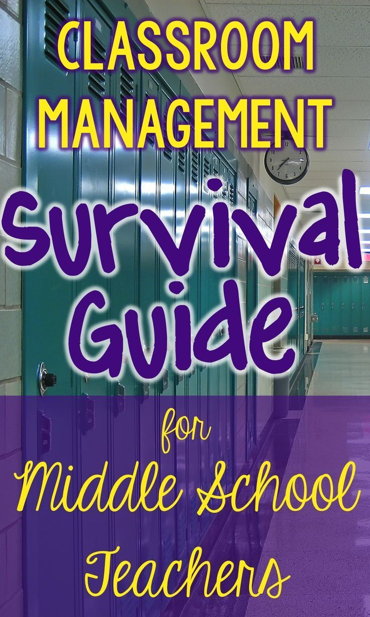 From seating charts to decorating, from homework to bathroom trips, get the skinny on managing your middle school classroom! Whether it's your first year teaching or you're moving up from a lower grade, this article is packed with just the info you need!