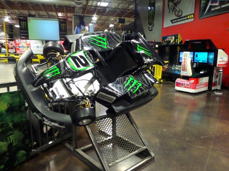Pole Position Raceway Go Kart and Arcade
