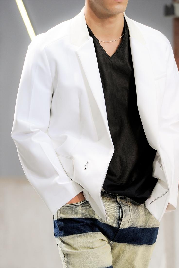 3.1 Phillip Lim - Moda Uomo Primavera Estate 2013 - Vogue.it