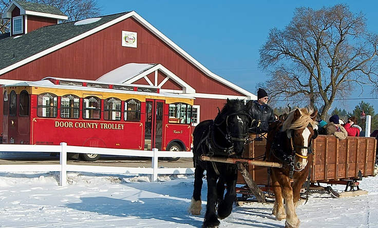 17 Best Images About Winter In Door County On Pinterest