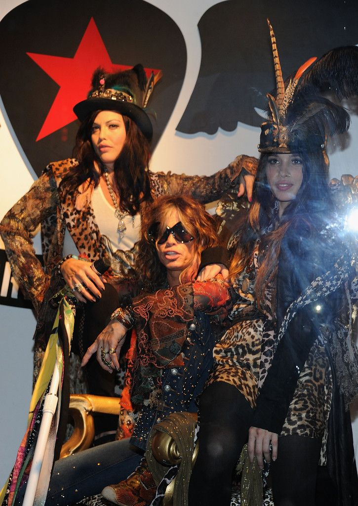 Mia Tyler Photos - Steven Tyler Introduces The Andrew Charles Fashion Line At Macy's Herald Square - Zimbio