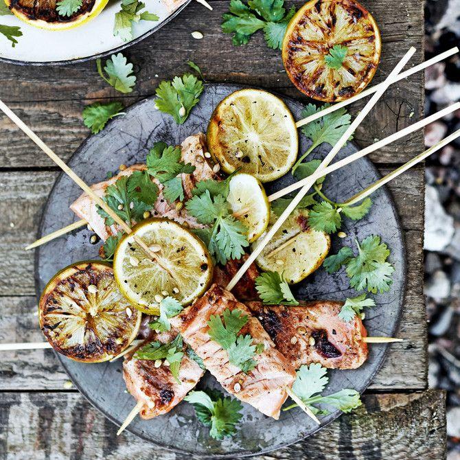 Marokkolaiset kalavartaat ovat ruokapöydän takuuvarma hittikala.