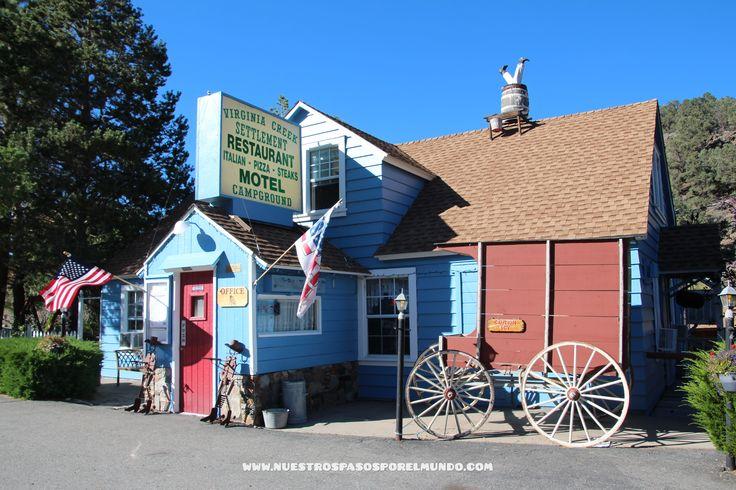 15 agosto: Bodie Ghost Town – Mono Lake (1Parte)