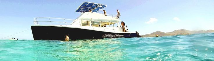 Fiji Wedding Party Hens Party Charter Boat