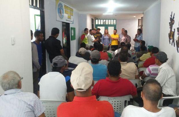 La Gobernación de Risaralda, por medio de la secretaría de Desarrollo Agropecuario, hizo entrega de 30 kits a la Asociación de Luleros de Pueblo Rico.