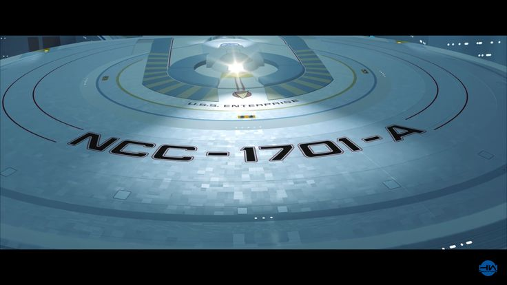 U.S.S. Enterprise (NCC-1701-A) a hybrid Starship between the Constitution Class Refit USS Enterprise (NCC-1701-A) of Star Trek IV: The Voyage Home and Star Trek Generations Excelsior Class Starship U.S.S. Enterprise (NCC-1701-B)