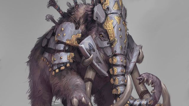 Can you stand against the last slayer mobs from Raptor's Challenge? RuneScape tempts you with Acheron mammoths > http://tinyurl.com/RuneScape-AM
