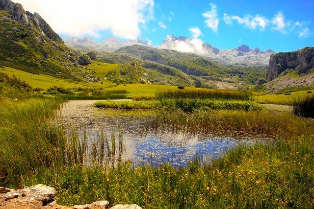Circuito nos Picos da Europa, Astúrias e Cantábria