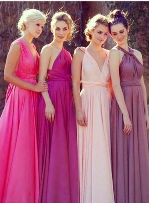 подружки невесты в бирюзовых платьях - Поиск в Google
