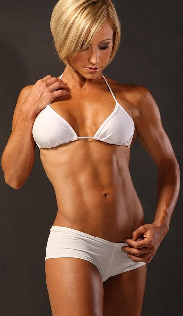 Female Fitness And Bodybuilding Beauties: Jamie Eason