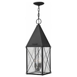 Farmhouse Outdoor Hanging Lights by Littman Bros Lighting