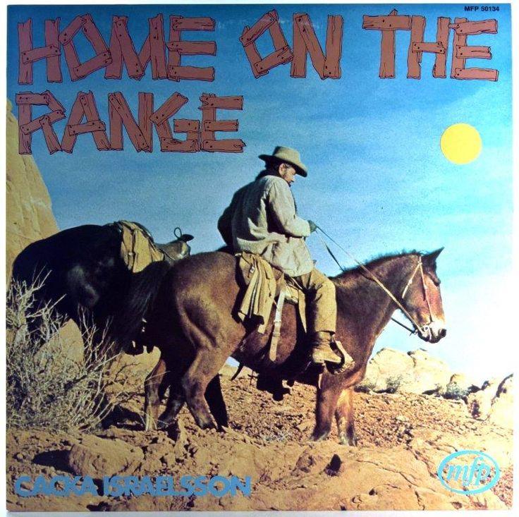 Cacka Israelsson - Home On The Range