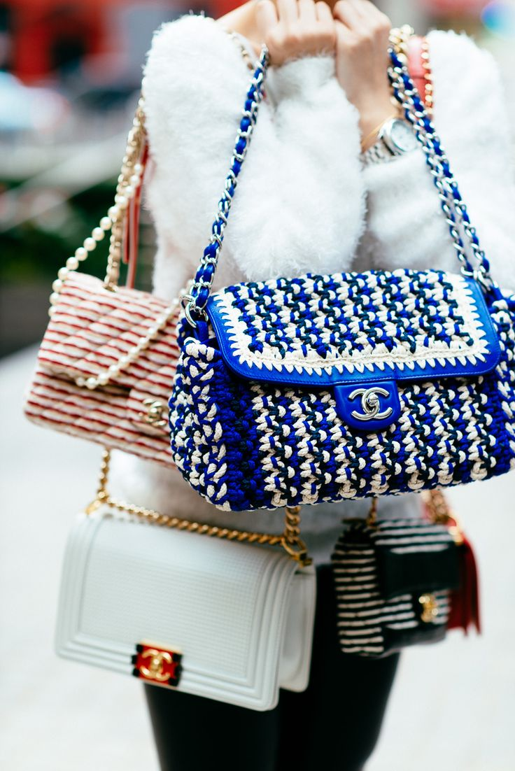 Chanel Cruise 2014 bags