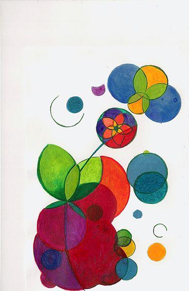 Primeiro Voo - Arte postal de Quim Alcantara