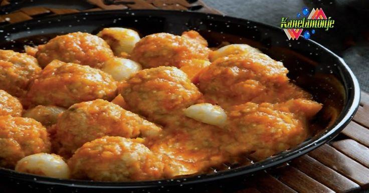 Riquisima receta de Albondigas en Salsa de Calabaza, para mojar pan, te apuntas?,pulsar en la foto para ver la receta, y en compartir para guardarla si te gusta. http://kanelamonje.blogspot.com.es/2017/02/albondigas-en-salsa-de-calabaza.html