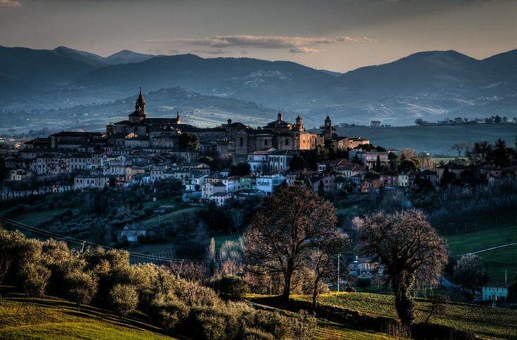 Corinaldo..... Le Marche, Italy