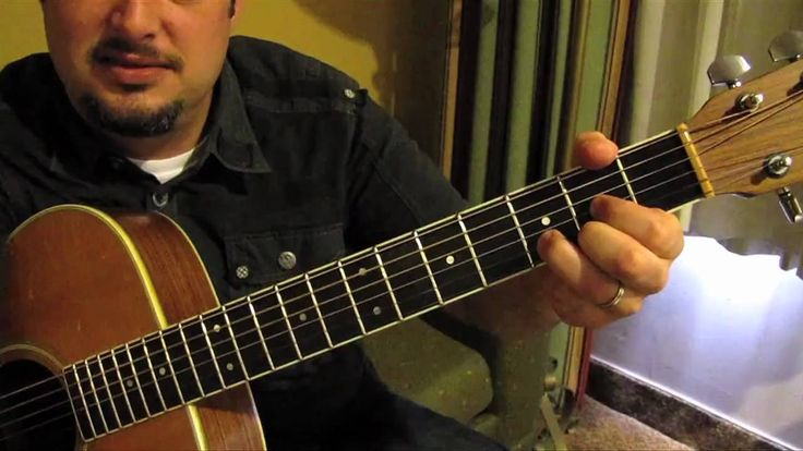 U2 - With or Without You - Super Beginner Easy Songs on Acoustic Guitar ...