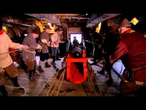 Het Klokhuis maakt geschiedenis: Michiel de Ruyter