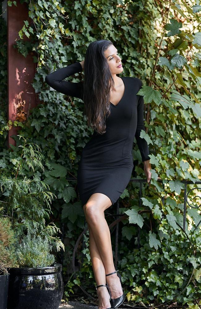 Khloe Fitted Mini Dress