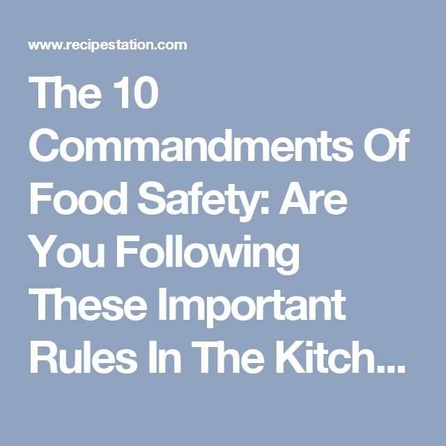 25 best ideas about safety in the kitchen on pinterest for 8 kitchen safety rules
