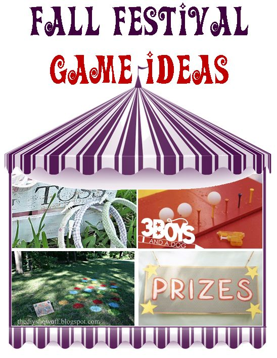 Check out the newest post (Over 12 Fall Festival Game Ideas) on 3 Boys And A Dog at http://3boysandadog.com/2013/10/fall-festival-game-ideas/?Over+12+Fall+Festival+Game+Ideas
