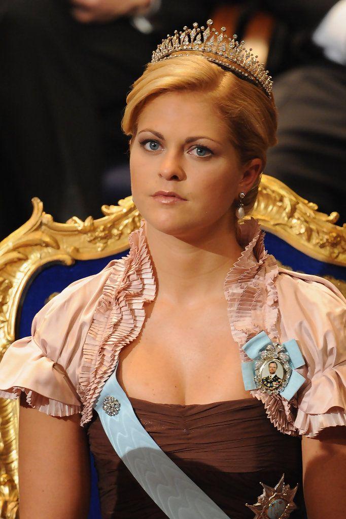 Princess Madeleine Photos: Nobel Prize Award Ceremony 2008
