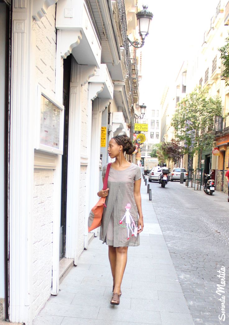 silk & cotton - Señorita Martita ® spring-summer collection on: http://www.facebook.com/Senorita.Martita