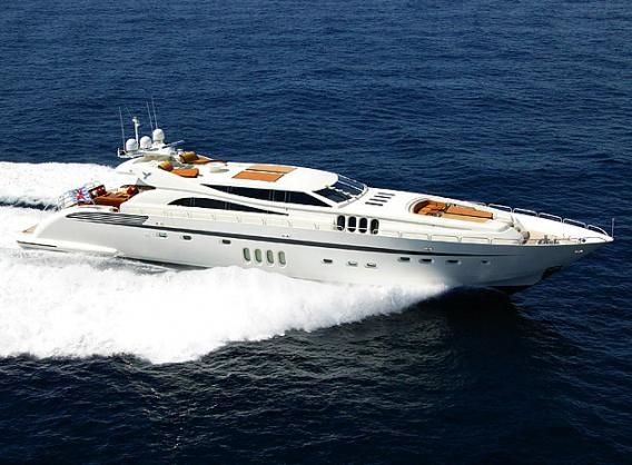Motor Yacht - Blue Angel - Leopard Yachts - Superyachts for Sale on Superyacht Times .com