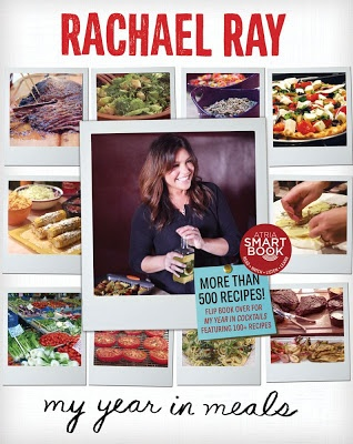 Rachael ray cookbook giveaway