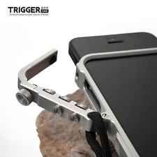 4thdesign Trigger Aluminum Metal Bumper Cases Covers for iphone 5 5S