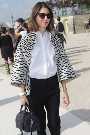 Sofia Coppola jacket