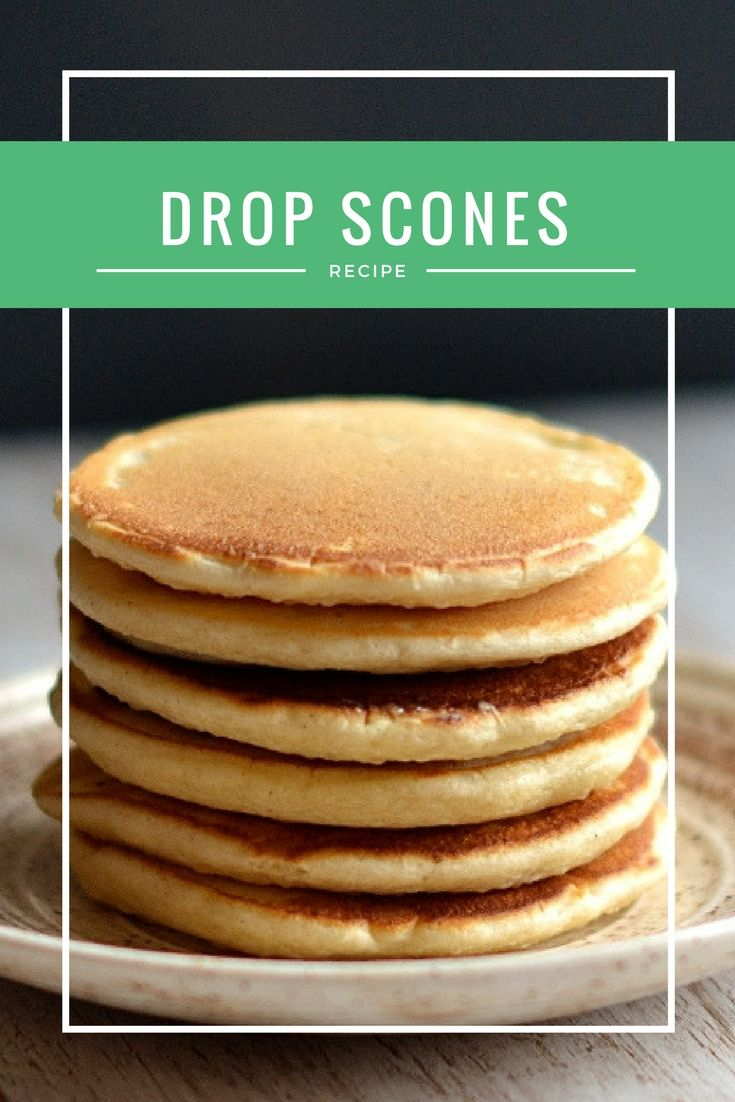 Drop Scones, also known as Scotch Pancakes are the best pancakes in the world. Light, fluffy and fool proof!