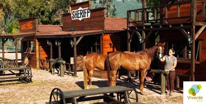 Vahşi batı kemer'de! #Hotel #Berke #Ranch #Kemer