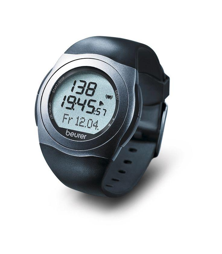 Voici le  Cardiofréquencemètre Beurer PM25 que vous trouverez au meilleur prix sur www.senup.com.     https://www.senup.com/cardiofrequencemetre-beurer-pm25-3967.html     Cardiofréquencemètre Beurer PM25    Mesure cardiaque très précise.  Affichage date et heure.  Fonction alarme et chronomètre.  Calcul de la consommation calorique et des graisses brûlées.