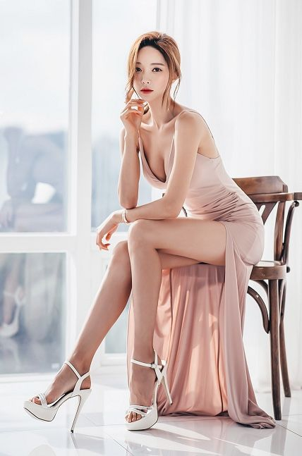Beauty leg collections - Park SooYeon