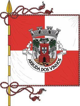 Bandeira de Arruda dos Vinhos