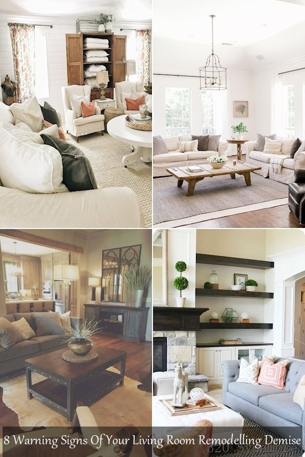 8 Warning Signs Of Your Living Room Remodeling Demise Whats Changed At The Next Remodeling For Your Home L Living Room Remodel Living Room Living Room Decor