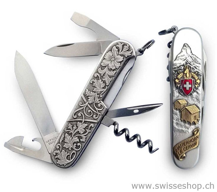 50 Best Swiss Army Knives Images By Swiss Portal On