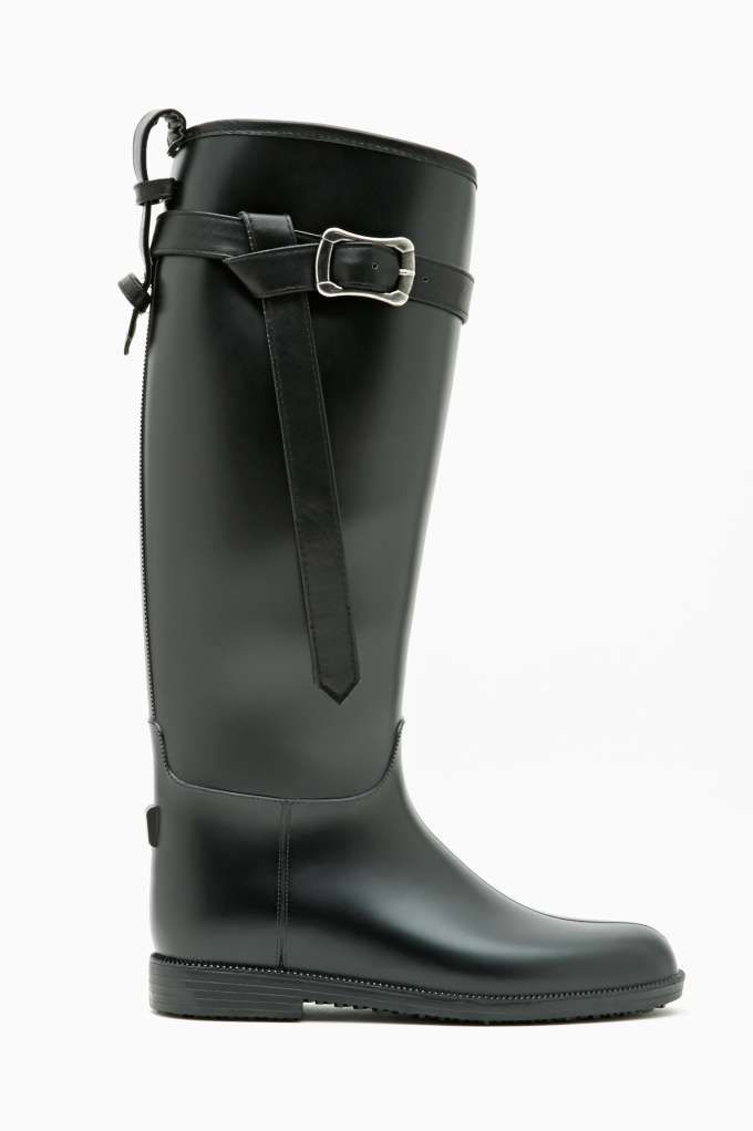 Rain Baby Rain! Riff Raff Rain Boot