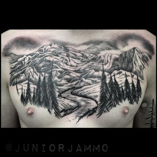 #mulpix Koas chest piece  #tattoo #juniortattoosandart #juniorjammo #blacktattoo #blackworker #blackandgrey #blackandgreytattoo #blackandgreytattooing #mountain #mountains #mountaintattoo #forest #foresttattoo #landscaptattoo #landscape #brisbane #brisbanetattoo #brisbanetattoos #brisbanetattooer #brisbanetattooart #brisbanetattooing #brisbanetattooartist #brisbanetattooartists #equillatera #geometric #geometrychaos @westside_tattoo_brisbane