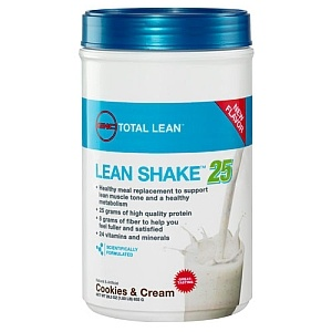 gnc lean shake weight loss results