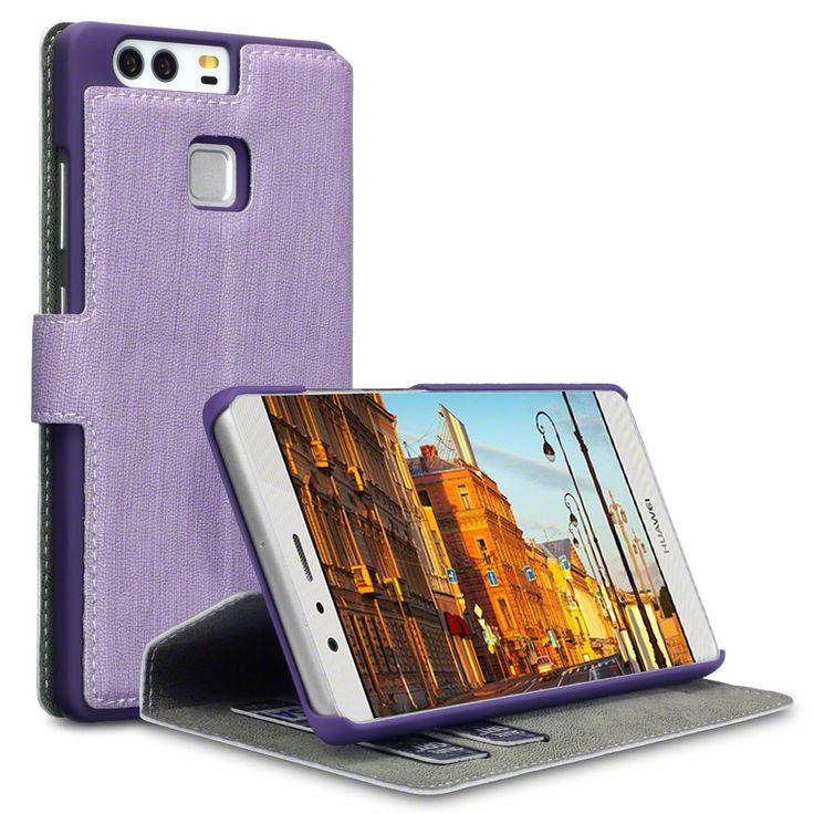 Terrapin Θήκη Huawei P9 - Πορτοφόλι - Μωβ  Το πορτοφόλι-θήκη είναι ειδικά σχεδιασμένο για το Huawei P9. https://www.uniqueshop.gr/portofoli-thiki-huawei-p9.html