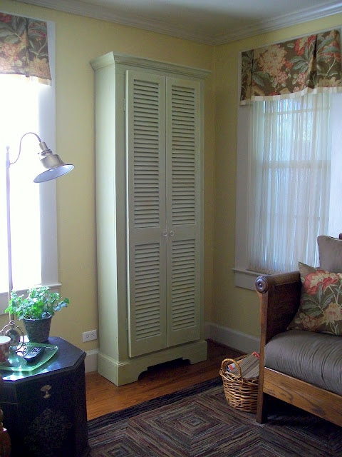 24 Best Images About Recycle Louvered Closet Doors On