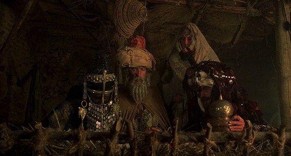 Monty Python's Life of Brian - Three Wise Men - https://www.garage-rock-radio.com/monty-pythons-life-of-brian-three-wise-men.html/