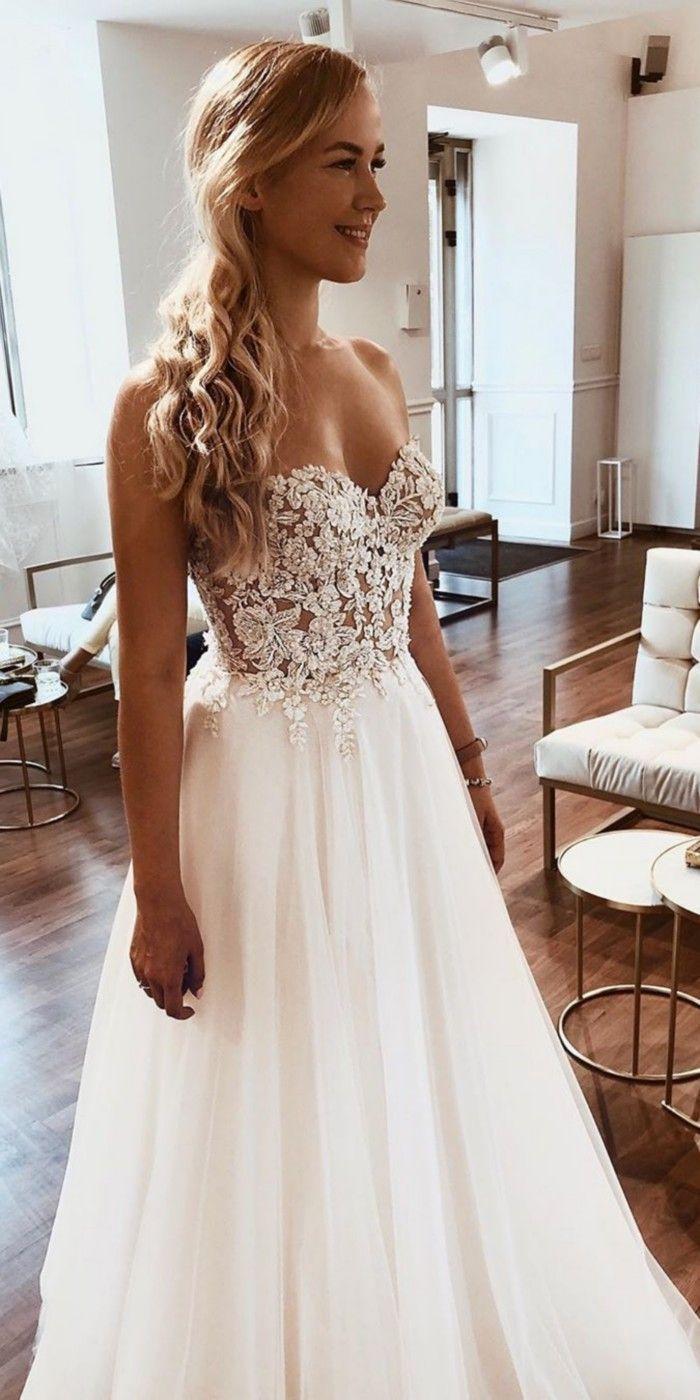 55 Lace Wedding Dresses From Tomsebastien Official Wedding Dresses Short Lace Wedding Dress Wedding Dresses Lace [ 1400 x 700 Pixel ]