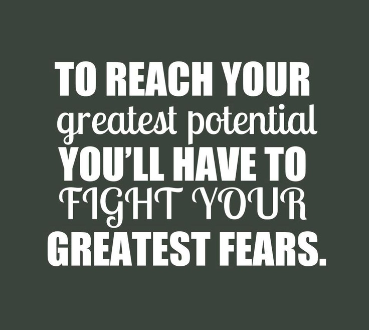 Best 25+ Fear of failure quotes ideas on Pinterest Opposite of - what is your greatest fear