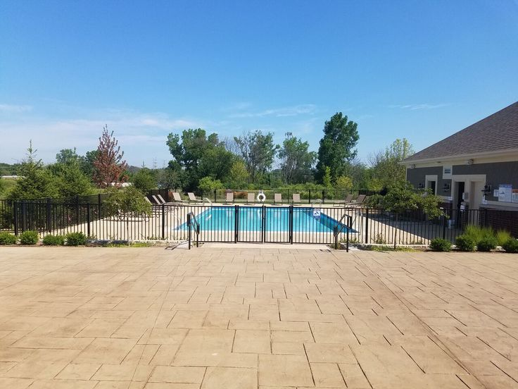 New Updated Pictures From Our Property The Residences Of Orland Park Crossing Pools