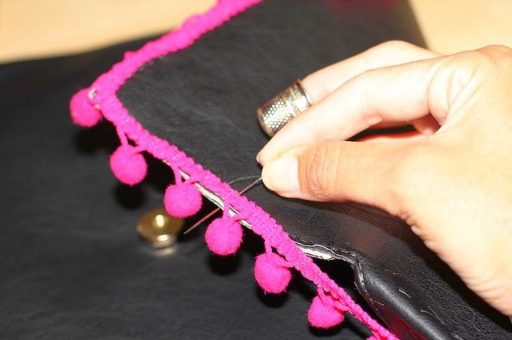 Lady Framboise: DIY: Bolso Étnico