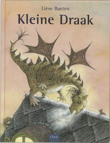 Piepen bij de oudste kleuters: Kleine draak