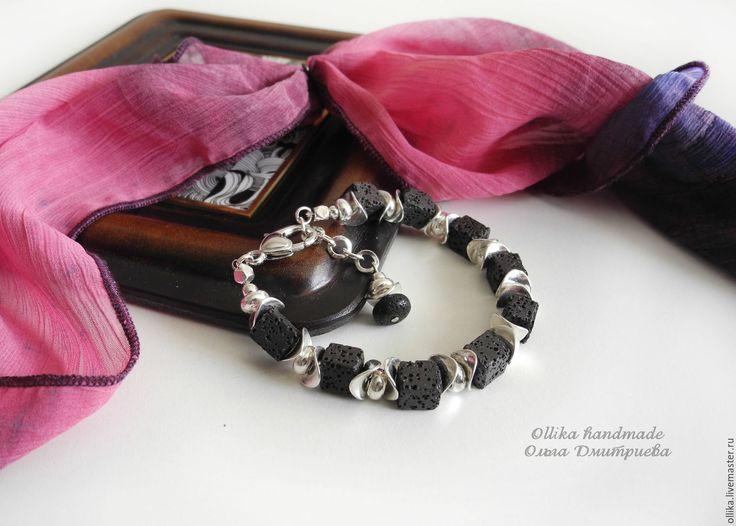 Купить Браслет мужской Геометрия браслет унисекс, браслет женский - браслет с камнями, подарок для мужчины